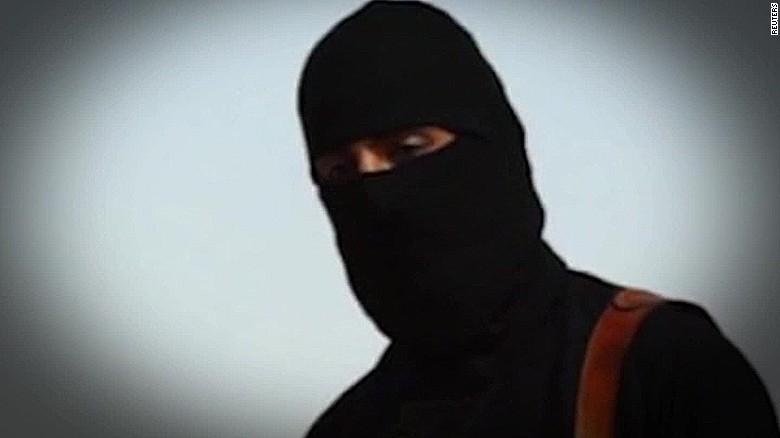 Mohammed Emwazi, militante de ISIS conocido como 'John el yihadista'.