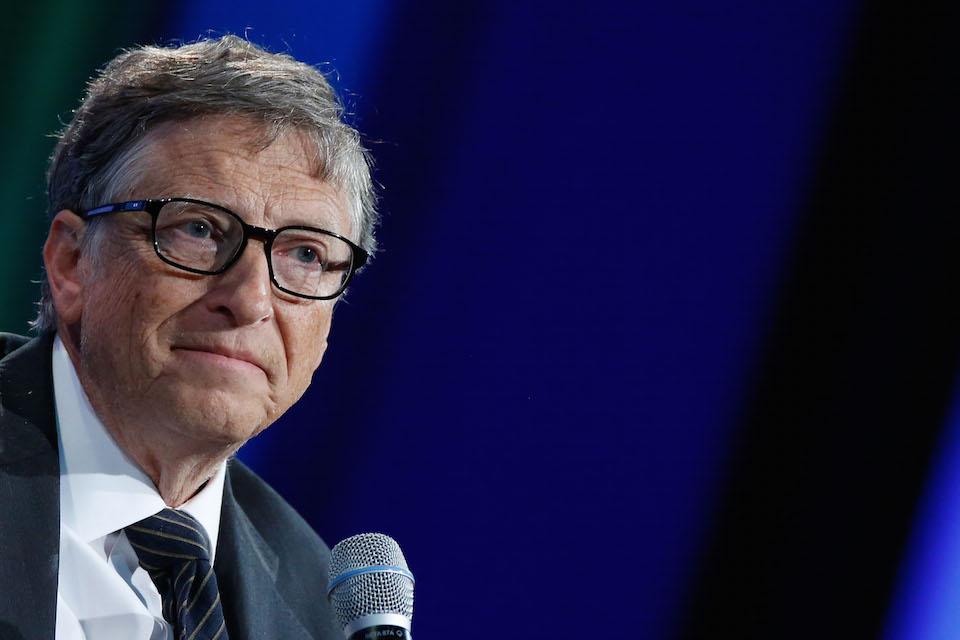 Bill Gates, Fundador de la Fundación Bill y Melinda Gates. (Crédito: JP Yim/Getty Images)