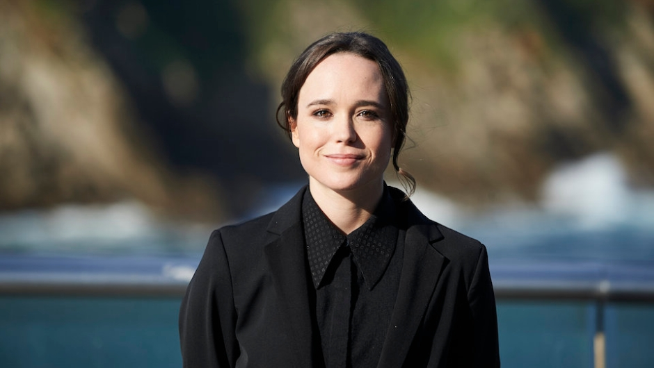 Actress Ellen Page revealed she was a lesbian in February 2014 during the keynote address for the event