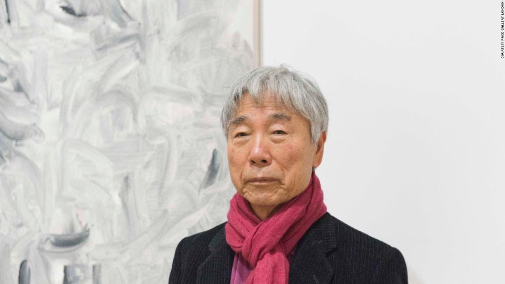 Las obras del arte Tansaekhwa aún tienen un buen valor en comparación con el minimalismo abstracto, dicen los expertos.