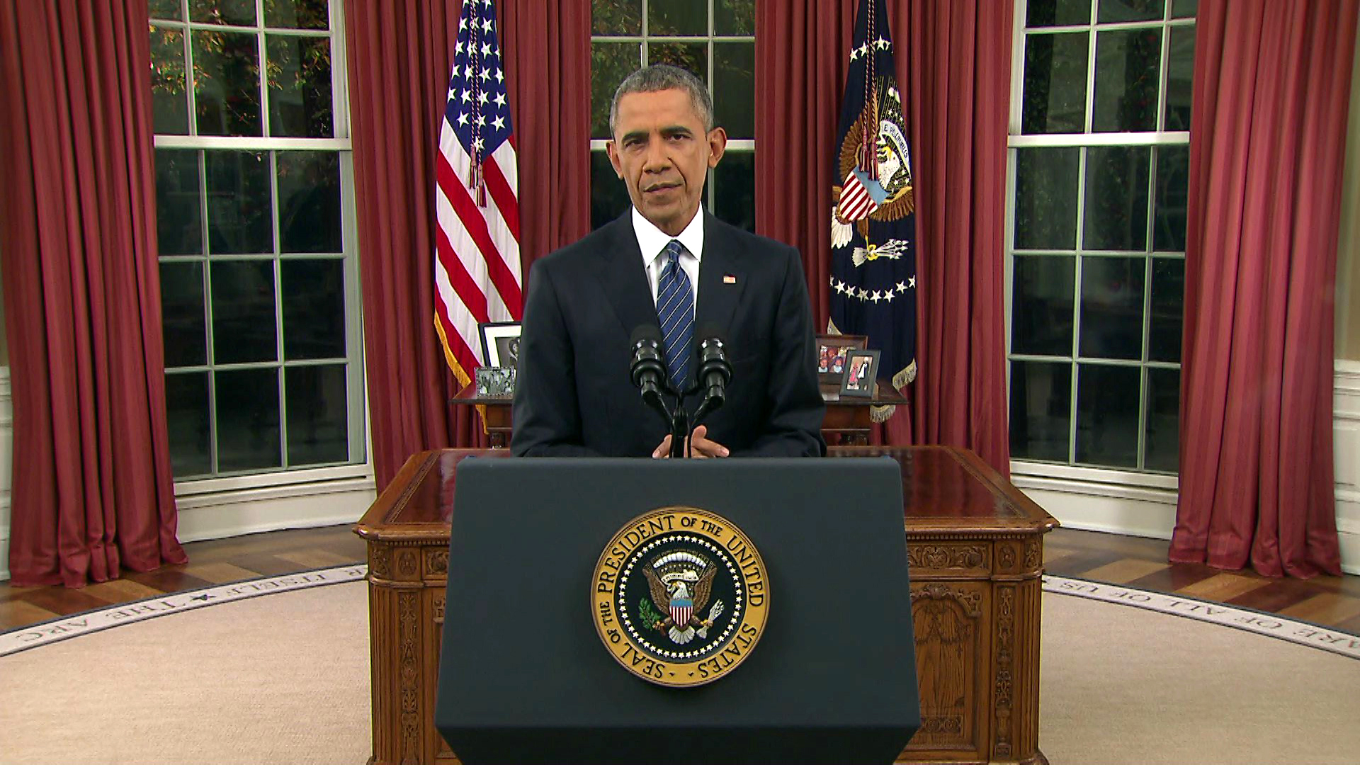 El presidente Obama puede ser clave en desenmarañar todo lo que pasó en las elecciones del 2016. (Crédito: CNN)