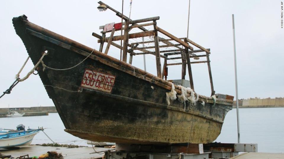 El hallazgo de los botes no es un fenómeno nuevo; parece probable que aparezcan más.