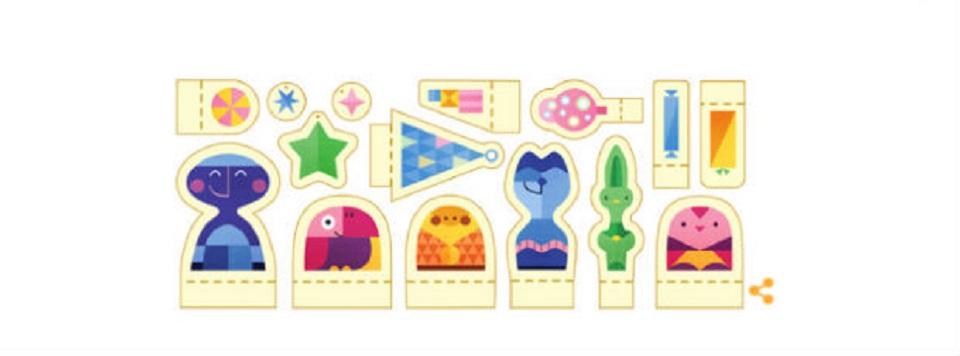 Doodle Google Navidad2