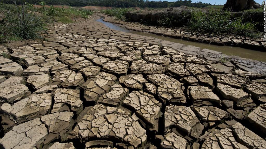 De acuerdo con algunos expertos, si se superan los 2ºC de calentamiento global, el mundo enfrentará sequías extremas.