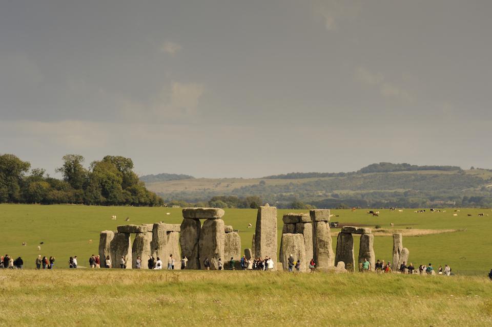 Stonehenge atrae millones de visitantes al año.
