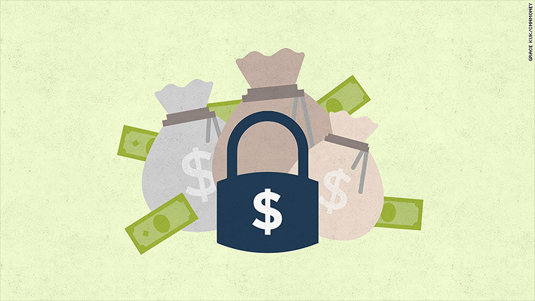 Expertos recomiendan tener una cultura de ahorro de al menos el 10% de los ingresos anuales para los tiempos difíciles. (Crédito: CNNMoney)
