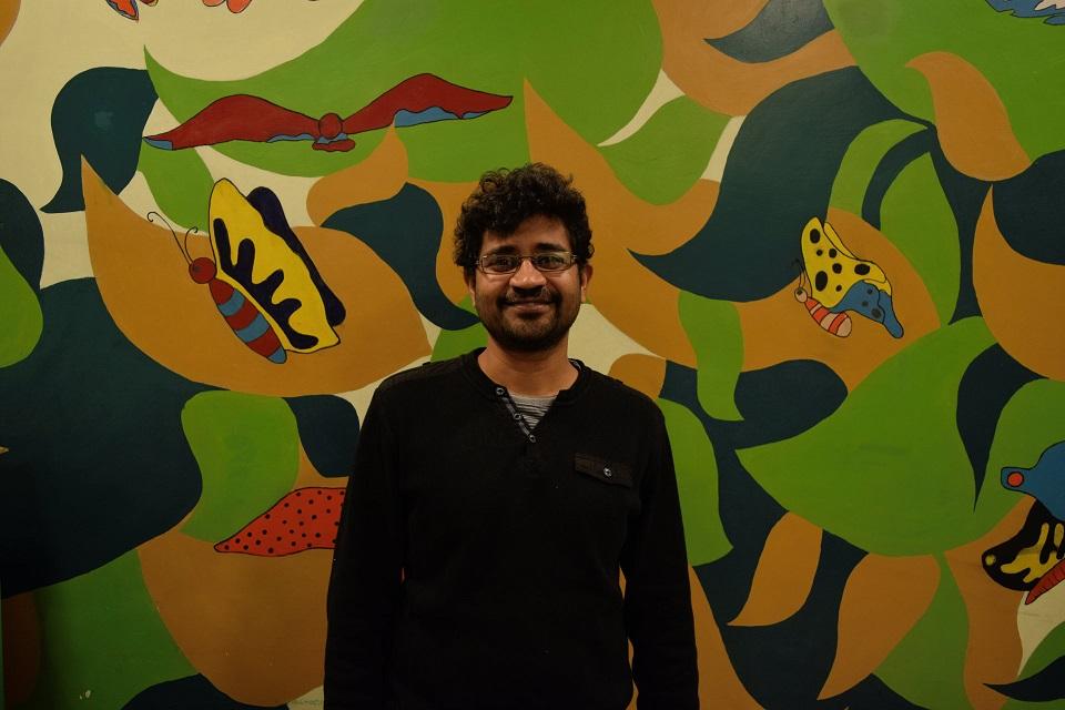 Ram Rao is un activista de derechos LGBT en Delhi.