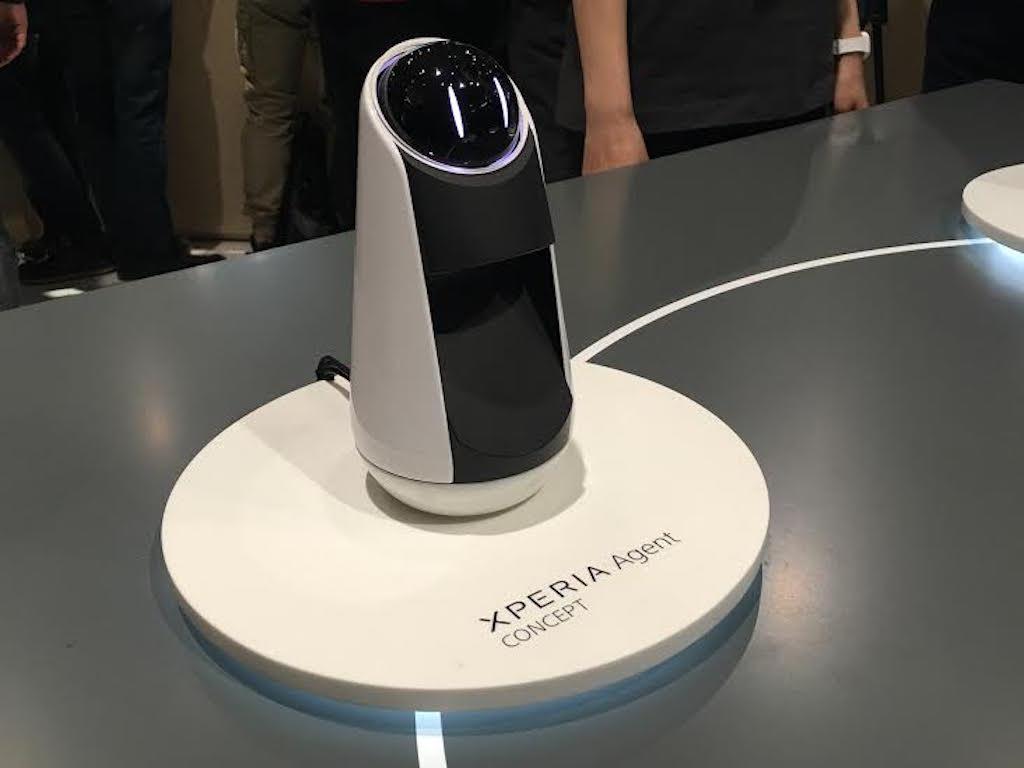 Aún no se conoce cuándo saldrán al mercado dispositivos como el 'Agent' una cámara inteligente de seguridad IP. (Crédito: CNNExpansión)