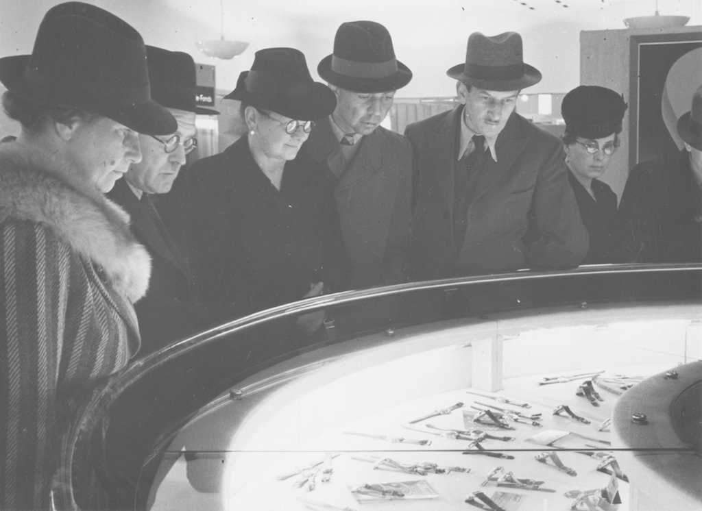 Baselworld, 1941.