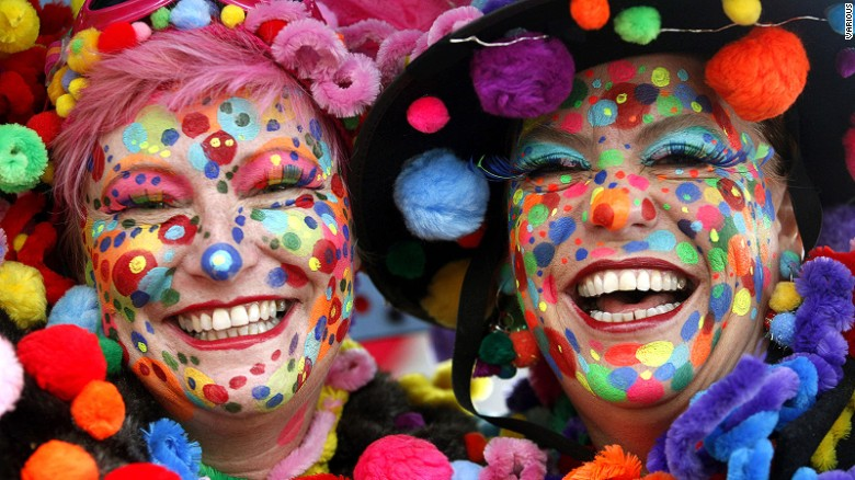 Karneval: cuando Alemania es decididamente genial.