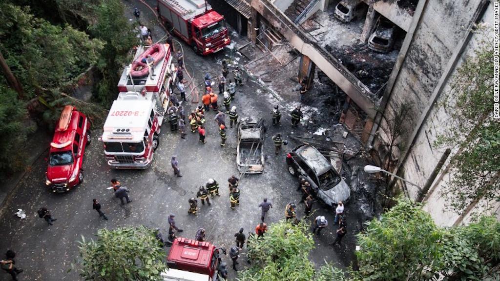 Un avión pequeño que llevaba a Agnelli se estrelló el 19 de marzo en el norte de Sao Paulo. (Crédito: Getty Images)