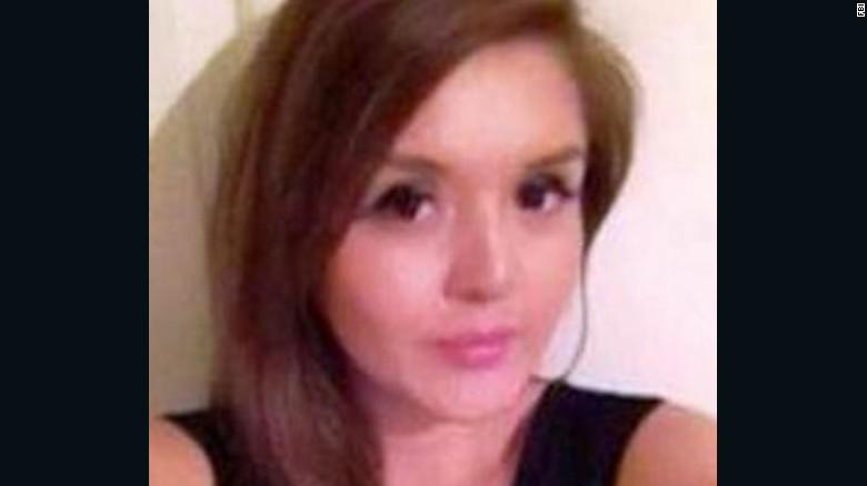 Brenda, la mujer mexicana que supuestamente planeó un asesinato. El FBI la tiene en la lista de los 10 más buscados