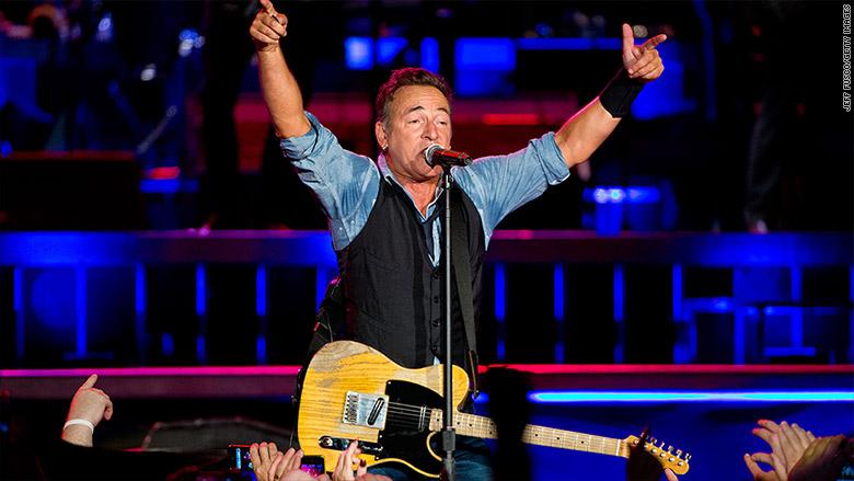 Bruce Springsteen arrested for Drunk Driving |  Citizen Free Press