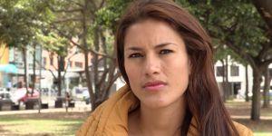 PAZ guerrilla RECONCILIACIÓN COLOMBIA ANA PACHECO EXGUERRILLERA MODELO BAILARINA