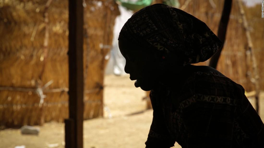 Fati fue secuestrada en Nigeria en 2014 y fue trasladada a un campamento de Boko Haram en el bosque Sambisa.