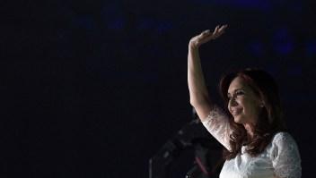 Cristina Fernández de Kirchner, expresidenta de Argentina (Crédito: JUAN MABROMATA/AFP/Getty Images)