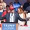 El candidato presidencial republicano Donald Trump da un discurso el 7 de mayo de 2016 en Lynden, Washington.Crédito: Matt Mills McKnight / Getty Images.