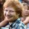 Ed Sheeran, cantante británico.