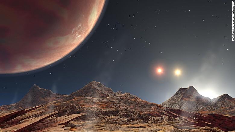 Descubren un planeta más raro que 'Tatooine' de Star Wars | CNN