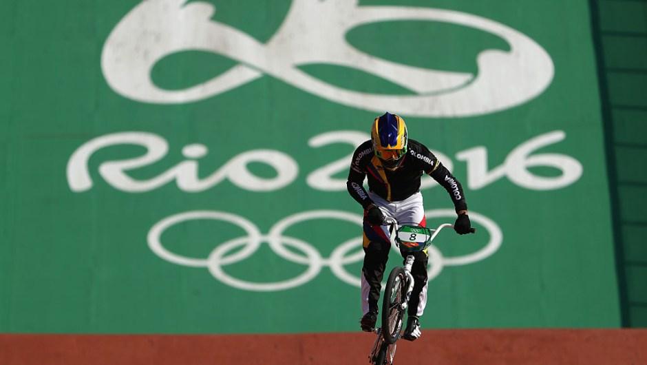 ¡Bronce para Colombia! Carlos Ramírez se lleva el tercer lugar en BMX