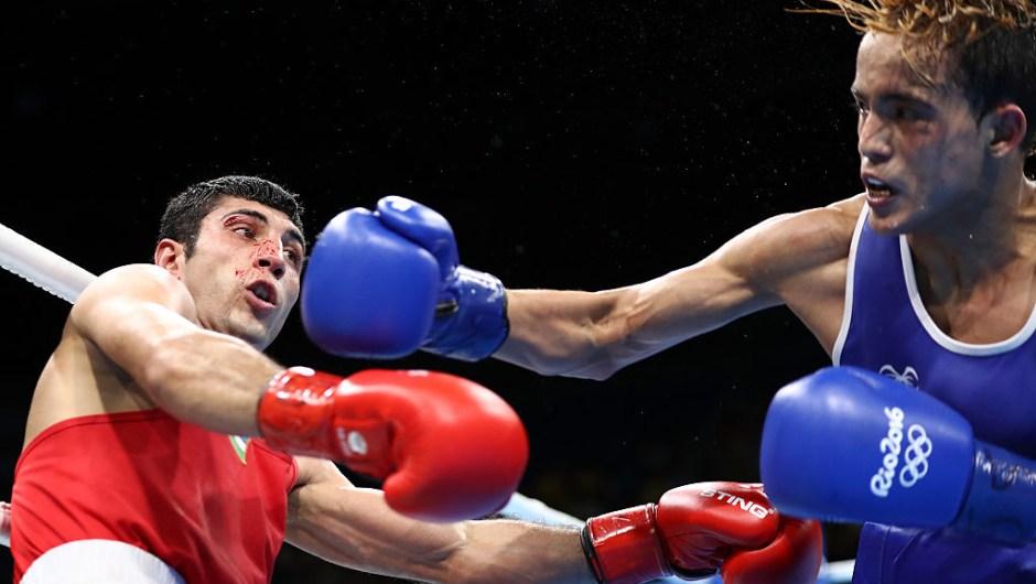 ¡Bronce para Venezuela! Yoel Finol se cuelga la medalla en boxeo