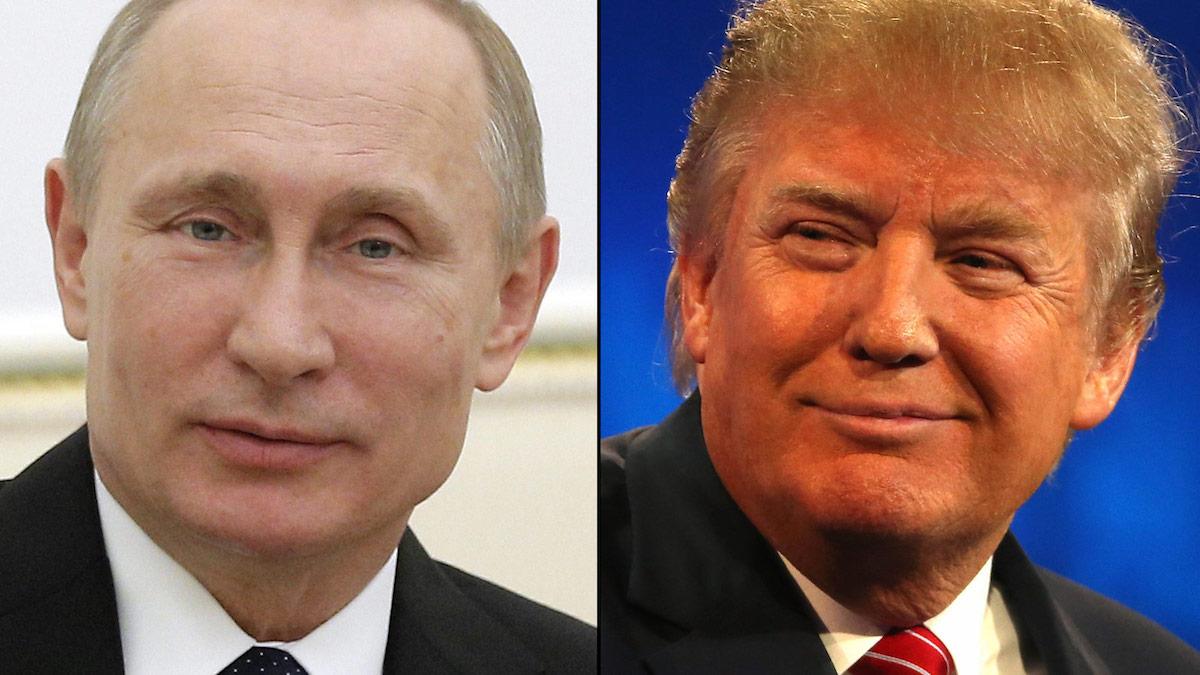 Desde los años 80 el presidente electo ha tenido una alta afinidad con Rusia, y antes, con la Unión Soviética.