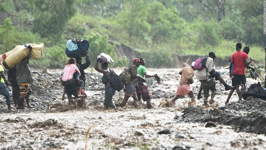 Matthew Haití