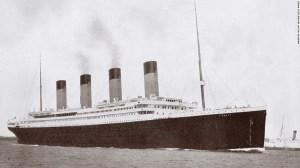 En 1908 cuando ganaron los Cubs el Titanic no existía. Se hundió en 1912 y sus restos fueron descubiertos en 1985. La construcción empezó en 1909
