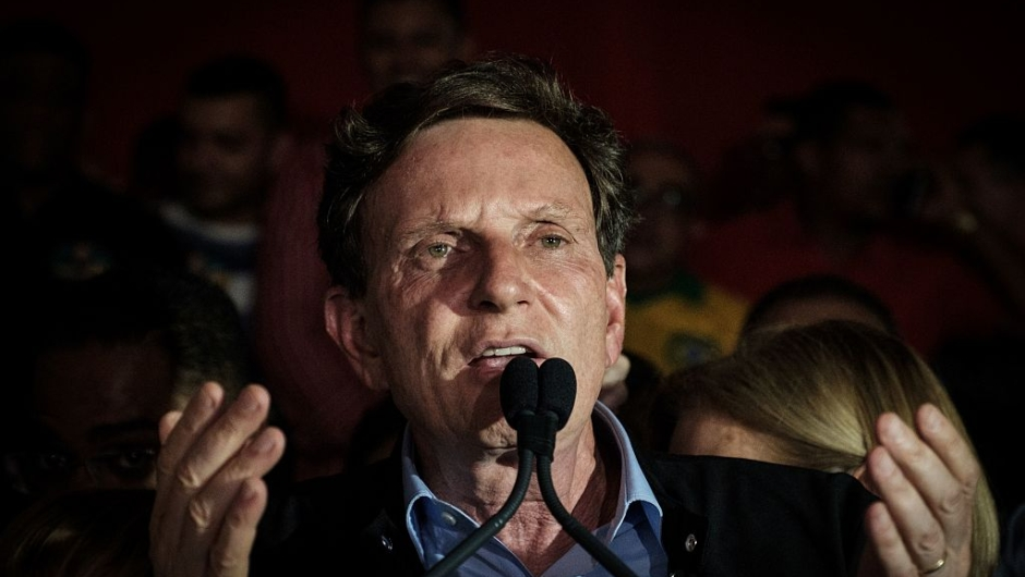 Marcelo Crivella Río de Janeiro