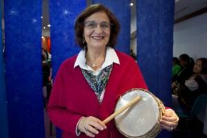 Adriana Friedmann, educadora brasileña, doctora en Antropología.