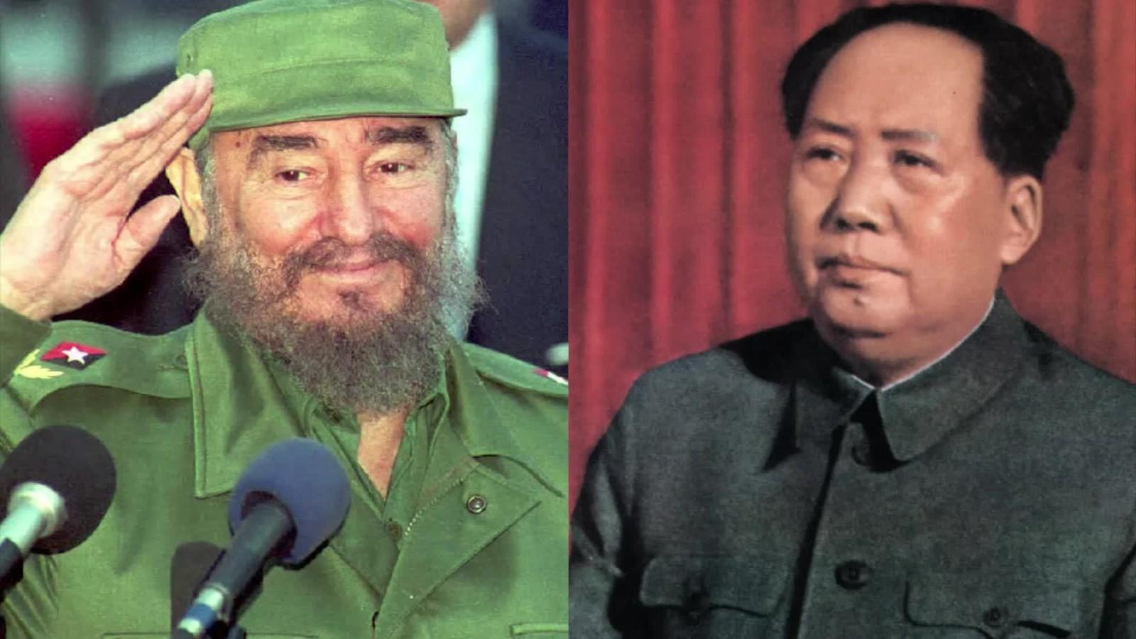 La Cuba de Castro y la China de Mao: dos regímenes comunistas que nunca se encontraron | CNN