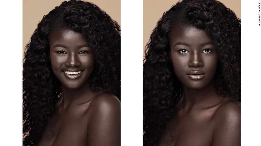 Después de participar en una campaña que celebraba la diversidad, la modelo de 19 años se convirtió en una sensación de las redes sociales. (Foto: Moshoodat & Joey Rosado).