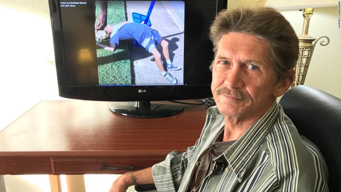 Roland Hiers se recupera de su adicción en Mississippi.