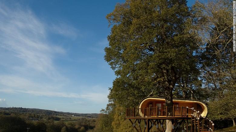 Esta casa se llama ecoPerch y está construida, en su totalidad, con materiales sostenibles.