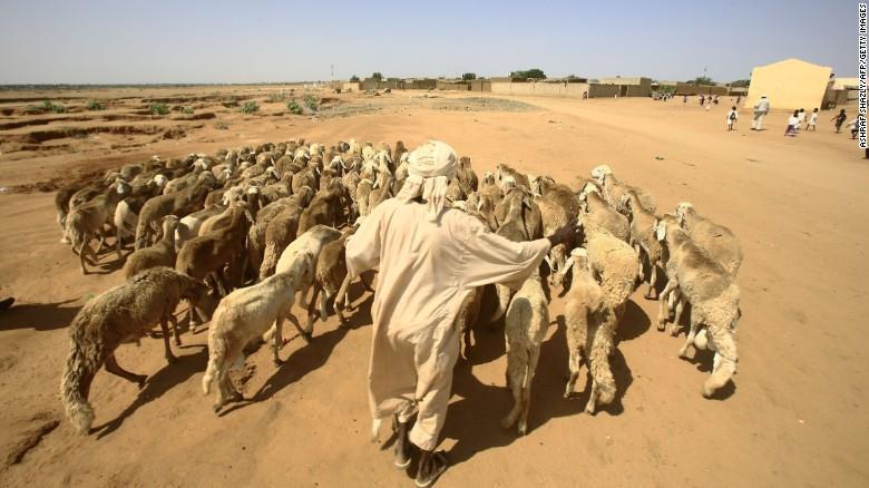 El sustento de los campesinos de miles de ciudades es cada vez más difícil por las persistentes sequías.