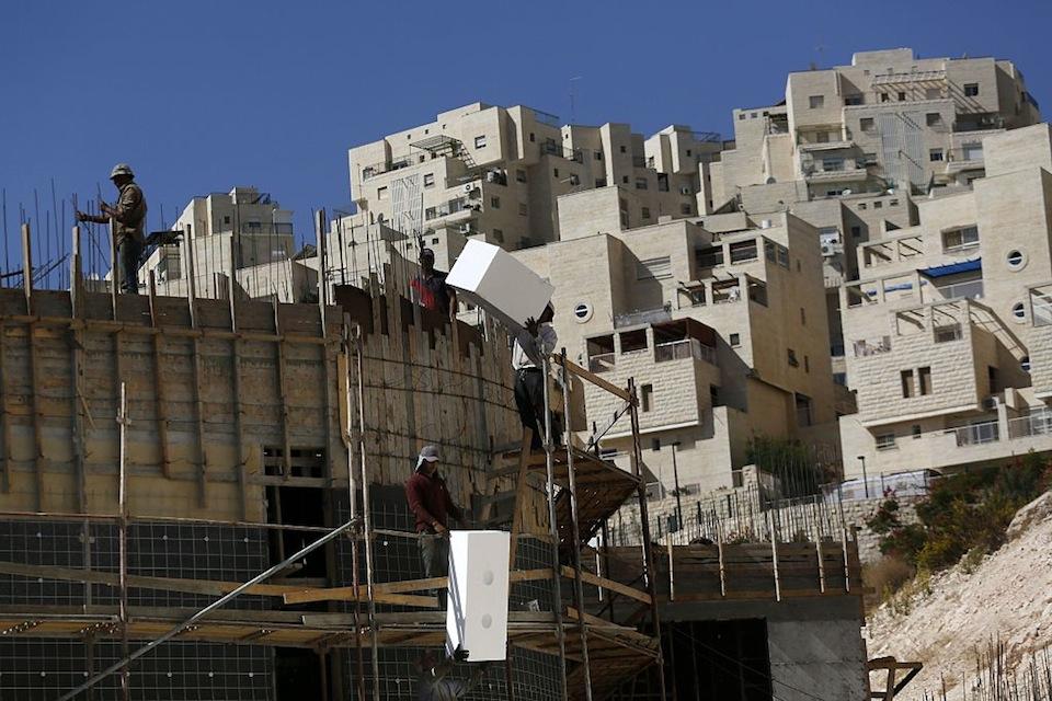 Los asentamientos israelíes han sido declarados ilegales por Naciones Unidas y buena parte de la comunidad internacional. (GALI TIBBON/AFP/Getty Images)