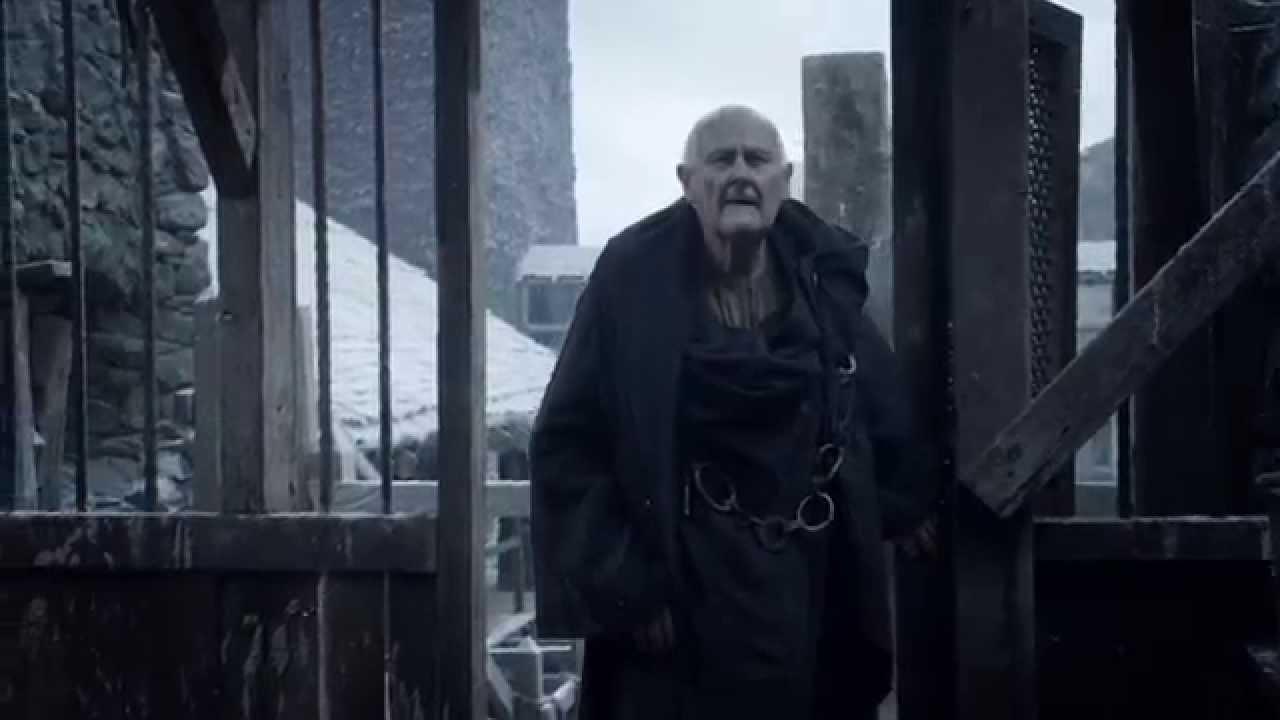 Vaughan en el papel de Maestre Amon