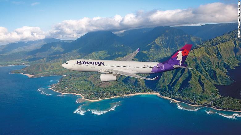 Hawaiian Airlines fue la aerolínea más cumplida del mundo en el 2016, según OAG. El 89,87% de sus vuelos salen y llegan según los horarios programados.