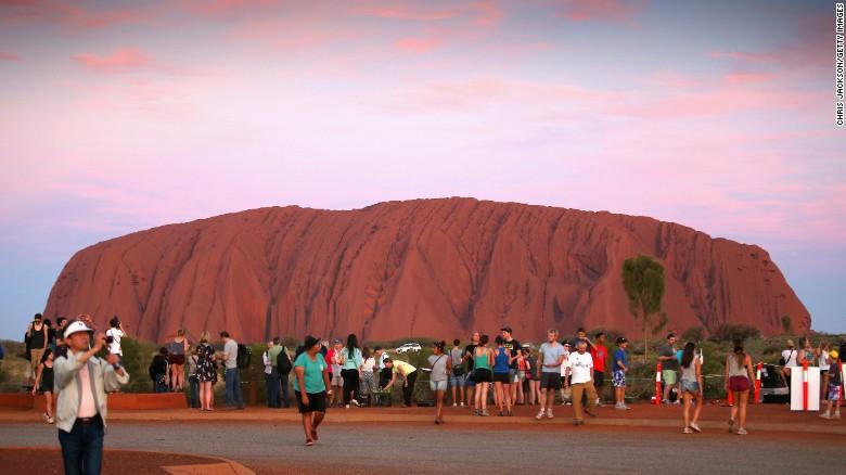 Uluru (Ayers Rock), Australia.