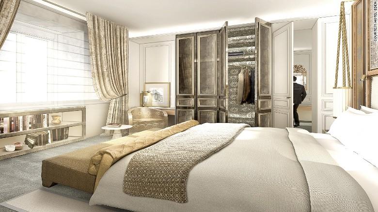 Después de un año de extensas renovaciones, el Hotel Eden, de 125 años y favorito del director de cine Federico Fellini, finalmente reabrirá sus puertas como hotel de la cadena Dorchester Collection.