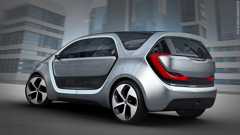 El Portal es completamente eléctrico y cubre un rango de 250 millas cuando tiene carga completa.
