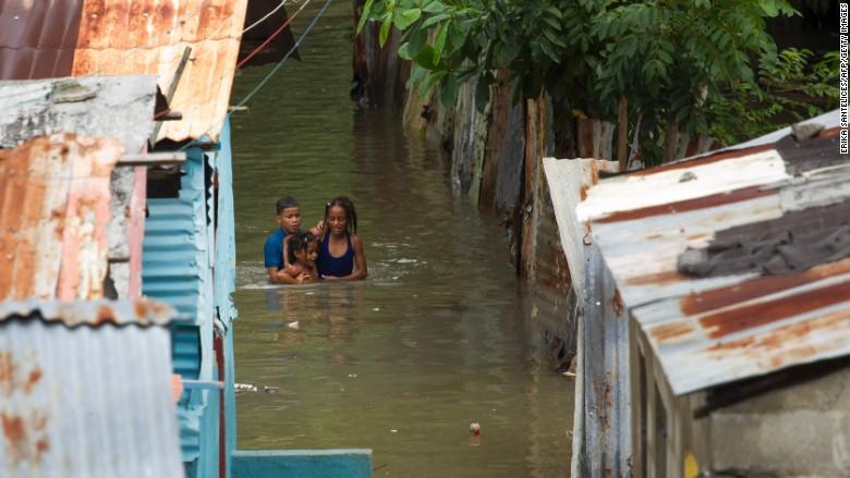 El huracán Matthew mató a cientos de personas en Haití y dejó pérdidas por 10.000 millones de dólares.