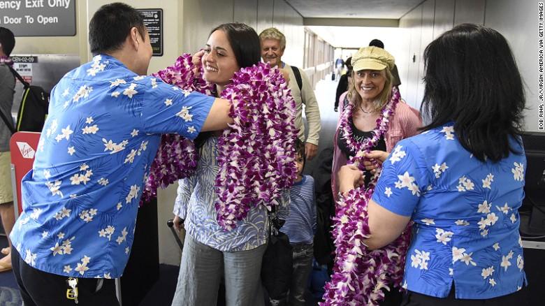 Entre los grandes, el Aeropuerto Internacional de Honolulu fue el segundo más cumplido del mundo del año pasado, con 87,53% de puntualidad en sus vuelos.