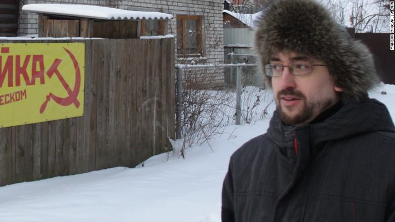 Sergey Bizyukin quiere que la Calle Atea, en Ryazan, sea renombrada como Calle Donald Trump.