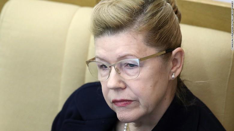 La senadora conservadora Yelena Mizulina está promoviendo el proyecto de ley.