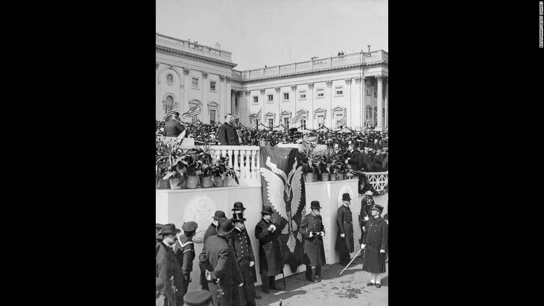El presidente Theodore Roosevelt era un ferviente admirador de Lincoln.