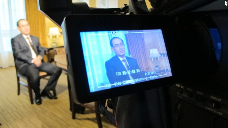 Ho desertó mientras era el segundo de la embajada norcoreana en Londres.