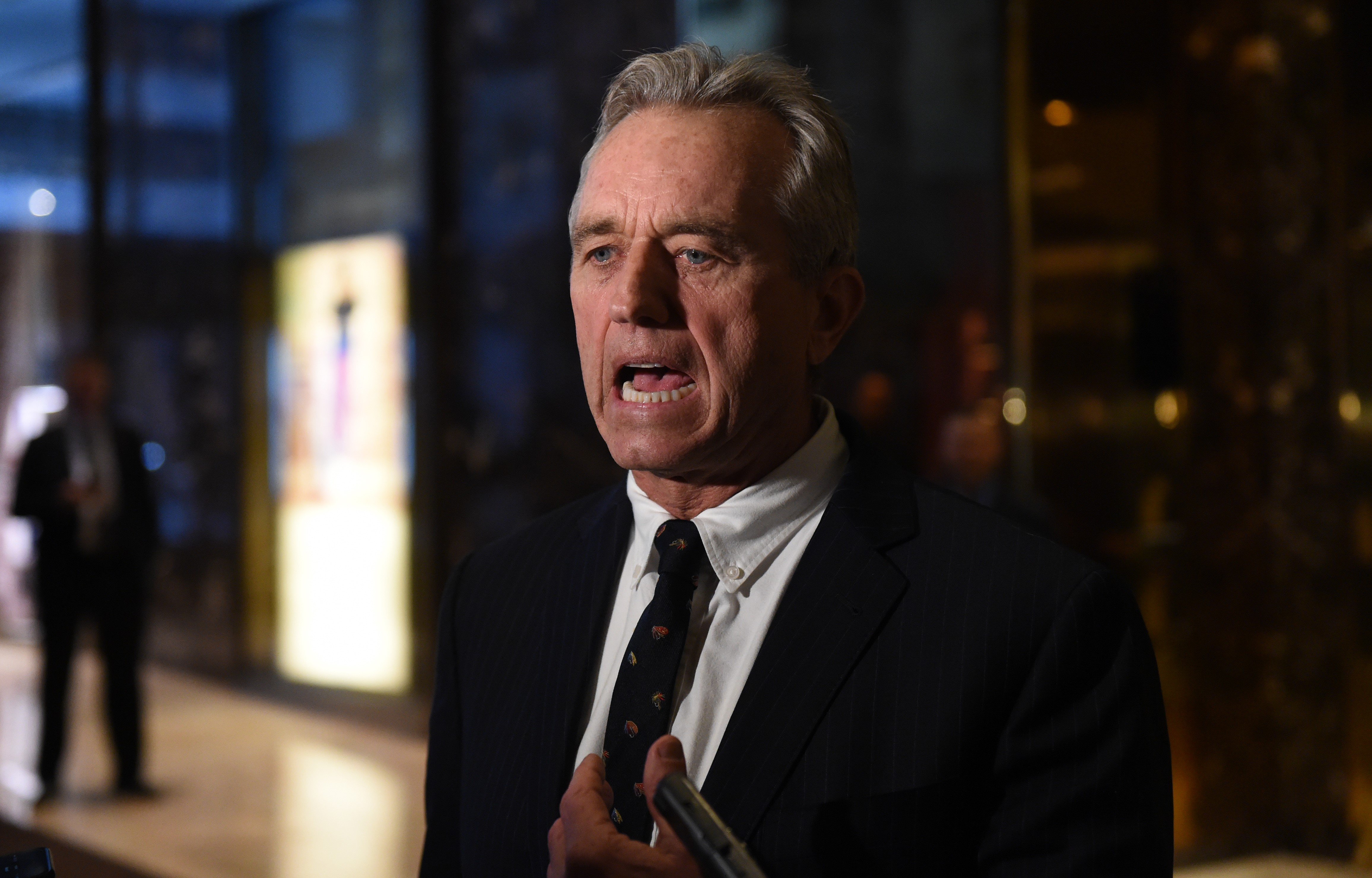 Robert F. Kennedy, Jr. (Crédito: TIMOTHY A. CLARY/AFP/Getty Images)