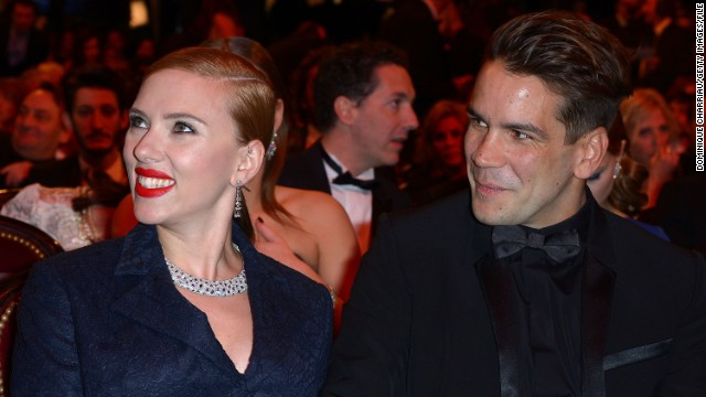 on stage during the 39th Cesar Film Awards 2014 at Theatre du Chatelet on February 28, 2014 in Paris, France.
