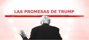 Infografía: Las promesas de Trump: ¿cuáles son y cuáles ha cumplido?